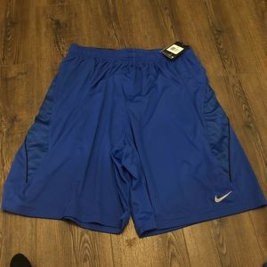 New men's Nike shorts with tag, size 2XL